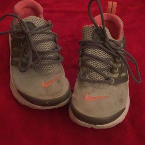 Nike Presto sneakers size 1